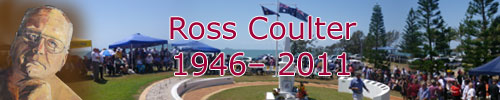Ross Coulter Memorial – Emu Park